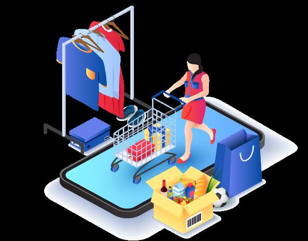 ecommerce website design packages