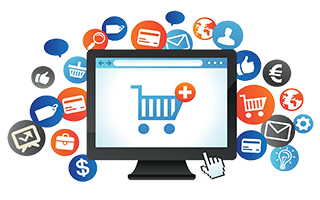 ecommerce-website design and development