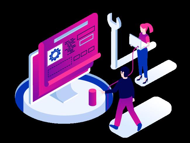 website design without hosting packages